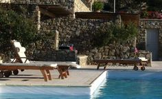 Amazing Villas in Greece – Ref. Nr: 003 – Mykonos, Kounoupas amazing sunset view villa