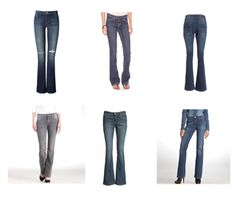 Great jeans for tall women