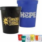 Serve refreshments at the dance with cups decorated with your school's logo or mascot! As little as $0.45 each.