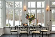 Sunroom with no shortage of light - Crisp Architects