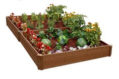 No-Dig Gardening and Raised Beds - Good for the Soil and Easy for You