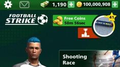 New Football Strike hack is finally here and its working on both iOS and Android platforms. Football Strike, Play Hacks, App Hack, Game Resources, Game Update, Free Cash, Test Card, Hack Tool, Cheating