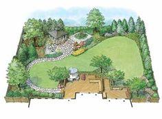 Beautiful Throughout The Year (HWBDO11153)   House Plan from BuilderHousePlans.com
