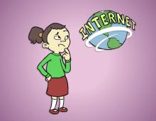 NetSafe Episode What is the Internet? (Grades Planet Nutshell has an excellent range of internet safety videos for kids of all ages. This is one example. Instructional Technology, Educational Technology, Safety Topics, Safety Videos, Cyber Safety For Kids, Social Media Etiquette, Kids Questions, Computer Teacher, Library Organization