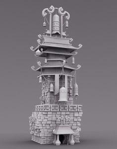 Fantasy Temple... Suni