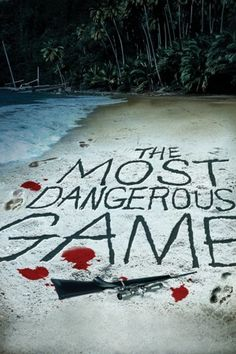 The Most Dangerous Game (Unabridged) - Richard Connell Classic Movie Posters, Classic Movies, Dangerous Games, Hd Streaming, Hd 1080p, Movies Online, Challenges, Game Movie