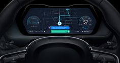 Mind blowing concepts of car user interfaces