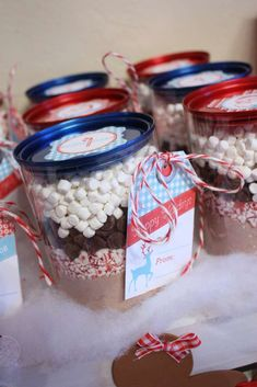 Santa's Gingerbread Fun Christmas/Holiday Party Ideas | Photo 5 of 47 | Catch My Party