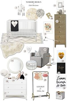 Totally in LOVE with this style board on Glitter Inc.