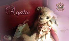 Cicciorsi by Antonella's bears: Agata