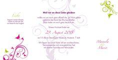 Hochzeitseinladungen mit floralen Ornamenten und in bunten Farben Altar, Arabic Calligraphy, Paper, Book Folding, Card Wedding, Cordial, Marriage, Altars, Arabic Calligraphy Art