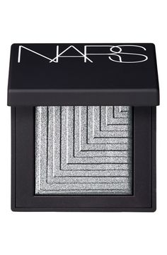 Nars dual-intensity eyeshadow goes on dry for a sheer soft touch of sensual color or wet for a dramatic impact.