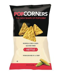 Love this Kettle Corn PopCorners Chips - Set of 16 on #zulily! #zulilyfinds