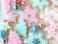 holiday cookies, courtesy of Olivia Palermo