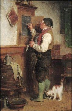 Hugo Wilhelm Kauffmann - The day's special