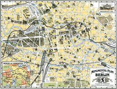 Historische Pläne, EDITION PANORAMA BERLIN, 1909