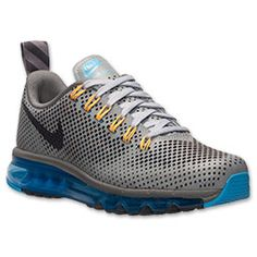 Men\u0026#39;s Nike Air Max Motion Running Shoes | FinishLine.com | Base Grey/Anthracite