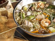 Shabu Shabu, Multicooker, Hot Pot, Tempura, Sweet And Salty, Pumpkin Recipes, Japchae, Slow Cooker, Japanese