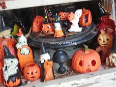 love vintage gurley candles