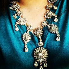 J.Crew statement necklace ❤️