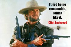 Via Learning History History Quotes, Clint Eastwood, I Tried, Learning, Fictional Characters, Studying, Teaching, Historical Quotes