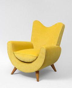 Jean Royère | Ambassador armchair, ca.1950
