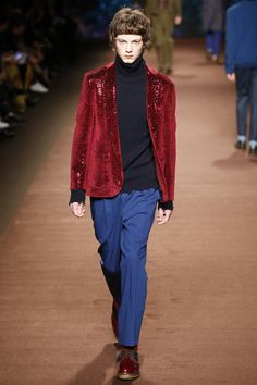 Etro Fall 2016 Menswear Fashion Show