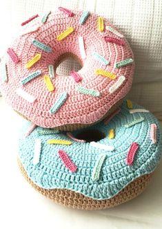 Mesmerizing Crochet an Amigurumi Rabbit Ideas. Lovely Crochet an Amigurumi Rabbit Ideas. Crochet Food, Love Crochet, Crochet Gifts, Crochet Dolls, Easy Crochet, Diy Crochet Pillow, Crochet Cushion Cover, Crochet Cushions, Crochet Phone Cases
