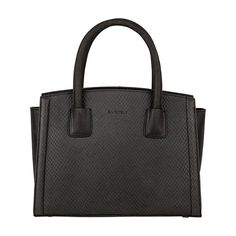 Burkely Romy Rock Handtas Small 521066 Black. #burkely #handtas #handbag #zwart #black #tas #bag #leer #leather