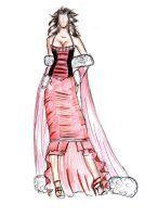 fashion-sketch no16 by thejarc