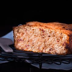 Everyday Banana Bread. Simple, delicious and free from gluten, grains, dairy, egg and refined sugar. Enjoy.