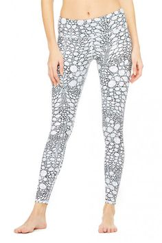 cf8c221b288f0 Alo Yoga Women's Airbrush Legging is our best-fitting, signature yoga  legging made of sculpting high-performance fabric in basic, bright and  print colors.