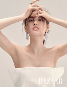After School's Nana for Harper's Bazaar Korea June Henna Designs, Korean Beauty, Asian Beauty, Japanese Beauty, Nana Afterschool, Im Jin Ah Nana, Foto Pose, Korean Actresses, Poses