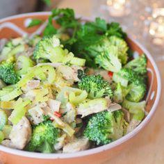 Frisk, Lchf, Broccoli, Nom Nom, Food And Drink, Vegetables, Vegetable Recipes, Veggies