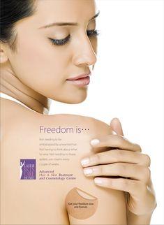 Skin Care Ads anti aging