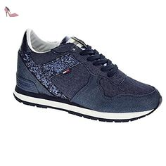 Rose Tommy Hilfiger 6 Uk 2d Y2285armouth Basket Chaussures Femmes AARqEwf