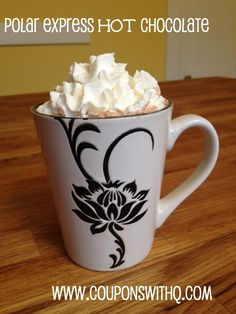Super yummy hot chocolate recipe for your crockpot or stovetop!