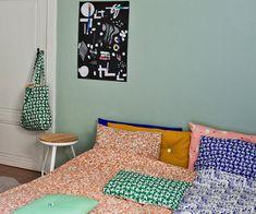 Poster/ wrapping paper Nacht, Tas-ka