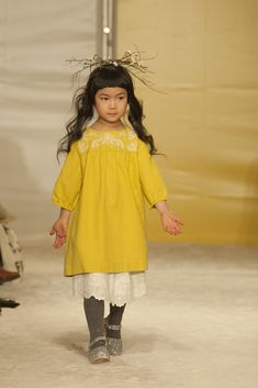 Bonpoint Winter 2016 Fashion Show #Bonpoint #FashionShow #kidsfashion…