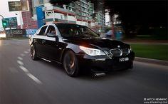 BMW 545i 'XII'