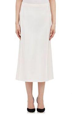 THE ROW Ricela Skirt. #therow #cloth #skirt