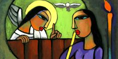 Welcome to He Qi's New Gallery - Home Beautiful Christian art by Dr. He Qi. Highly recommended!