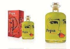 Pepa, olive oil #packaging (Premios Best Pack 2012) AM