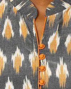 Best 12 Neck designs – Page 668573507157082074 – SkillOfKing. Churidhar Neck Designs, Salwar Neck Designs, Neck Designs For Suits, Churidar Designs, Neckline Designs, Blouse Neck Designs, Designs For Dresses, Simple Kurti Designs, New Kurti Designs