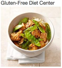Gluten-Free Diet Center | Recipes (Can use some of these but be very careful to stay on plan) If in doubt check with me