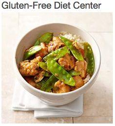 Gluten-Free Diet Center | Recipes