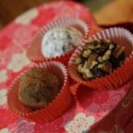 Valentine's Day Truffles from Southern Bite...great candy gift!