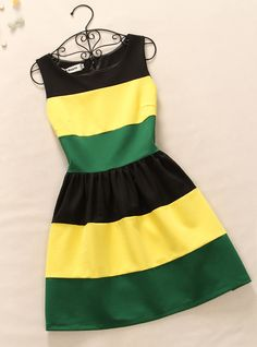 Aaron would love this dress on me #Jamaica