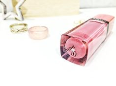 Do you want to know more about the Bourjois Rouge Edition Velvet? Read the post on my blog then!