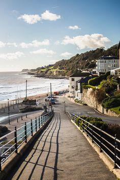 Ventnor Cascade, Ventnor, Isle of Wight, United Kingdom Ventnor Isle Of Wight, Ticket To Ride, Seaside Resort, Sky Landscape, What A Wonderful World, Heartland, Wonders Of The World, Wales, Landscape Photography